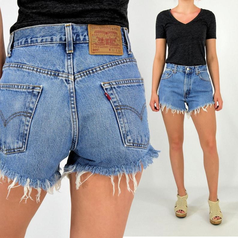 Shorts Vêtements 14 16 Femme Levi Pour Jean lc3K1FTJ