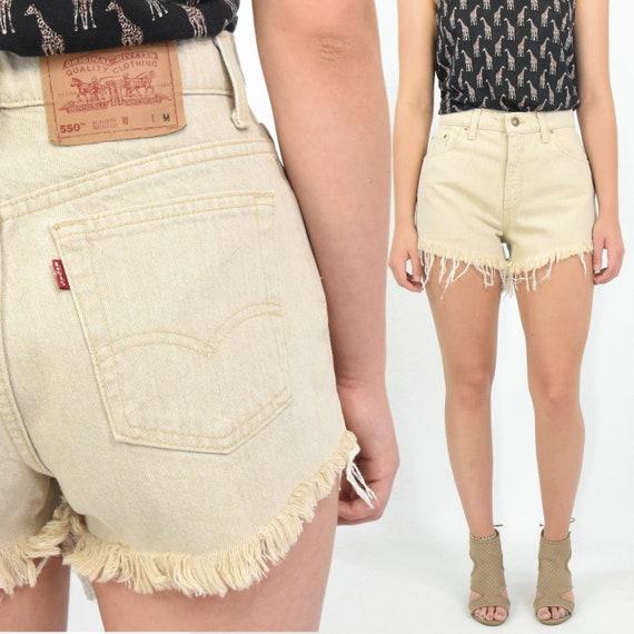 size 6 high waisted shorts