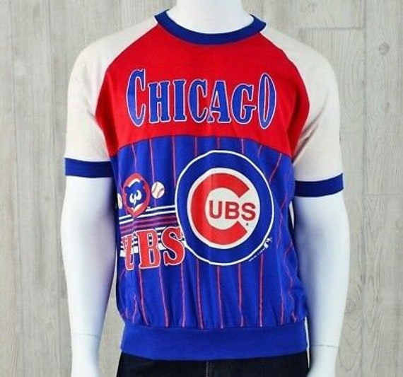 Vintage 90s Chicago White Sox 1991 Artex Button Baseball Jersey Size Large 14-16 Medium Made in USA