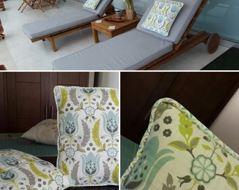 Envelope Corded Pillow Covers