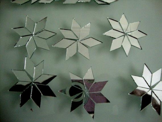 Craft Mirror Mosaic Tile Sticker 5-3//8-Inch