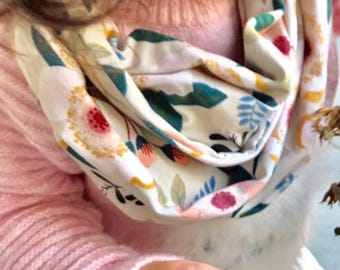 Toddler Infinity Scarf/Child's infinity scarf/ Mommy and Me infinity scarves