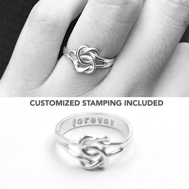 The perfect promise ring for her