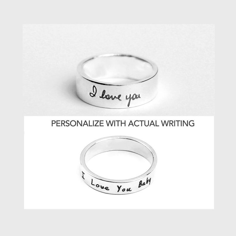 37a7c01ea8181 Couples Jewelry, Promise Ring For Couples, His and Her Promise Rings,  Wedding Ring Set, Couple Rings, Personalized Ring, Couple Ring Set
