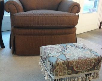 Handmade Footstool