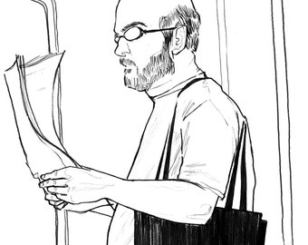 Day 5 Print: Barcelona Metro L4