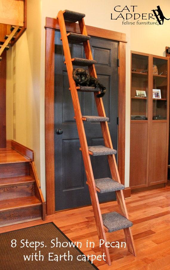 8 Step Cat Ladder Etsy