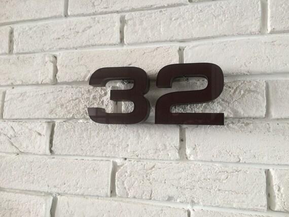 Casa De Muñecas letrero de metal signo químico