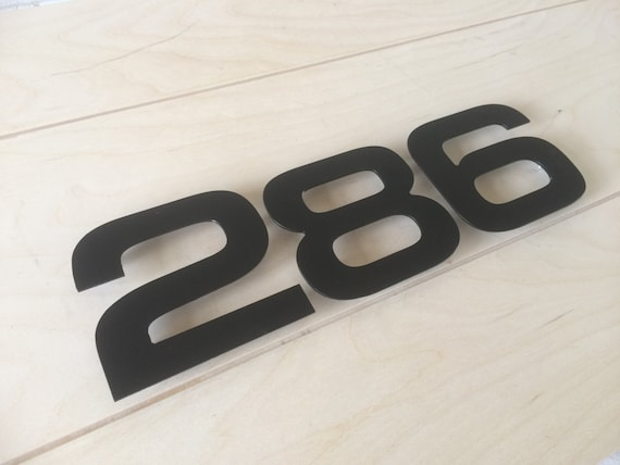 Numéros de maison métal monter titulaires rayé aluminium brut poudre enduit noir blanc argent ou or pour une utilisation en extérieur