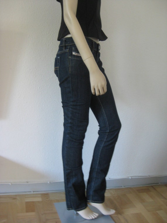 DIESEL jeans//Blue fitted jeans