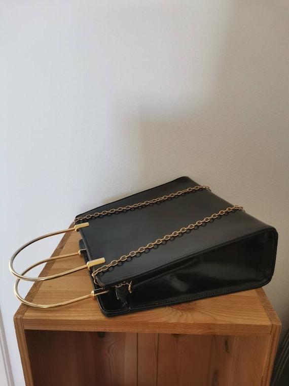 50s pin Up bag//Mad men vintage purse