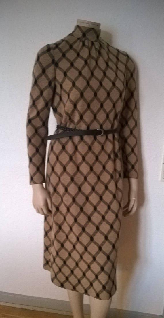 Vintage 60s dress//Mad Men dress