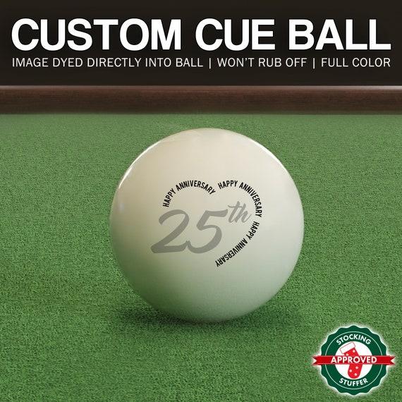 Cuemaster GREY Metallic Pool Snooker Billiard Cue Birthday Gift
