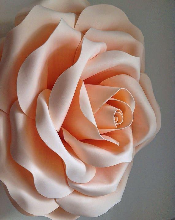Large paper flowersgiant paper flowerspaper flowersfoam etsy image 0 mightylinksfo