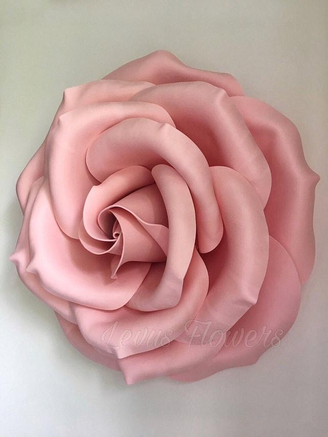 Large paper flowersfoam flowersizolon flowerspaper etsy image 0 mightylinksfo