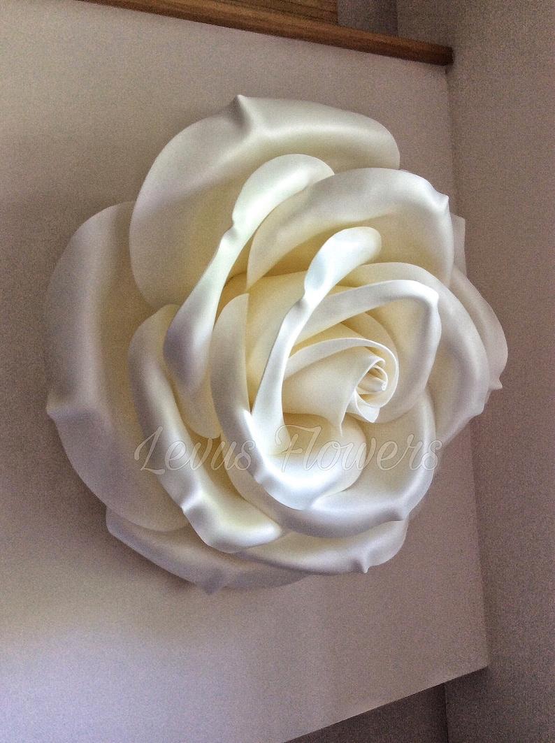 4dff670c1889 Large Paper Flowers Foam Flowers Izolon Flowers Paper