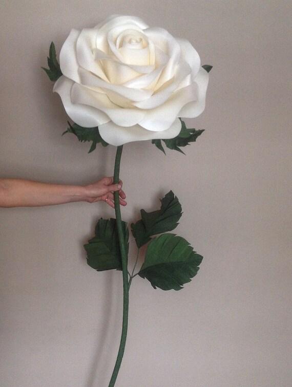 Riesige Papier Blume Schaum Blumen Mit Großen Blüten Stiele Gross Papier Blumen Izolon Blumen Hochzeitsdeko Hochzeitsblumen