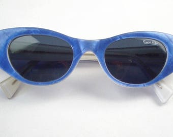 7a7c31626d1 Enrico Coveri 746   Vintage 80 s Sunglasses   N O S   Made in Italy