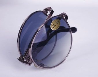 8f286d59528b0c METALFLEX Polo P   Vintage 80   s de pliage lunettes   amendements   Made  in Italy    art. 140