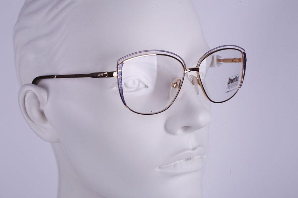 SUPERDISCOUNT !! '*'LUXOTTICA Sferoflex / Vintage 80's Eyeglasses / NOS / Made in Italy    art. 39