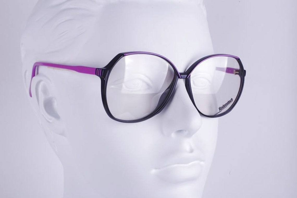 SUPERDISCOUNT !! '*'RODENSTOCK Young look 243 E130 / Vintage 80's Eyeglasses / NOS / Made in Germany || art. 53