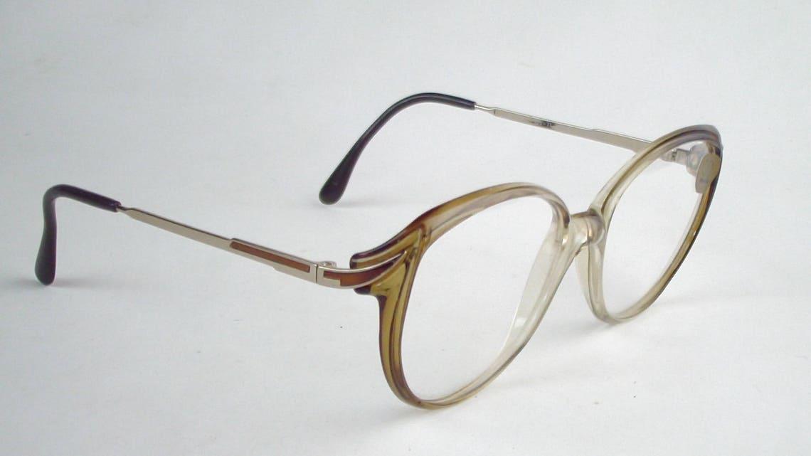 SUPERDISCOUNT !! '*'Marcolin Montecarlo 525/71 / Vintage 80's Eyeglasses / N O S / Made in Italy || art. 796