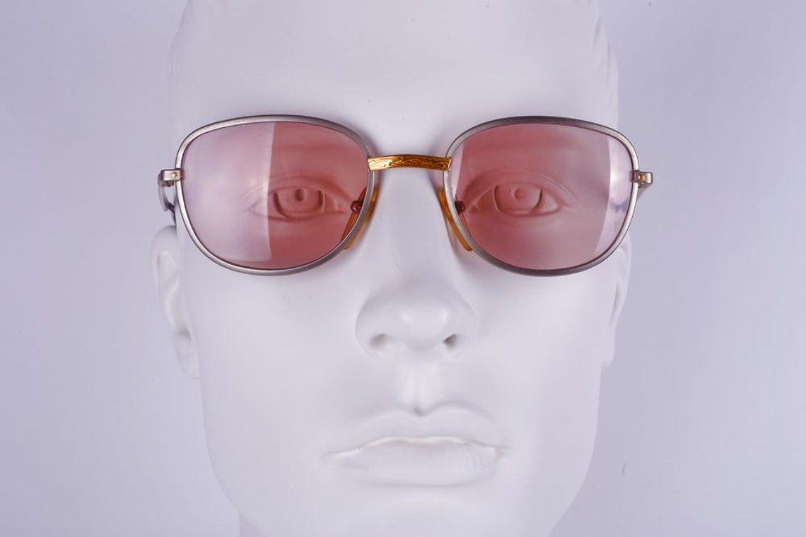SUPERDISCOUNT !! '*'Sting / Vintage 80's Sunglasses Frame / NOS / Made in Italy || art. 89