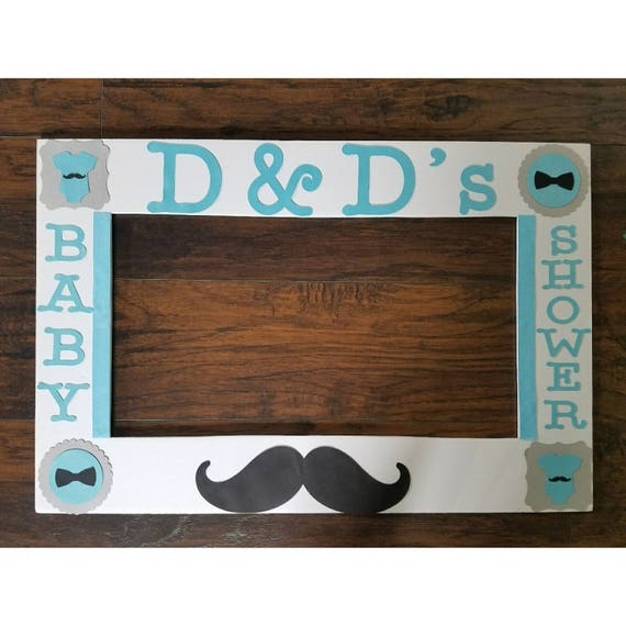 Little Man Photo Booth Frame Little Mister Photo Frame And Etsy