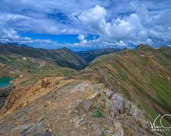 Colorado Landscape, Colorado Photo, Travel Photo, Colorado Rockies, Mountain Print, Home Decor, Scenic Landscape, Fine Art Photography