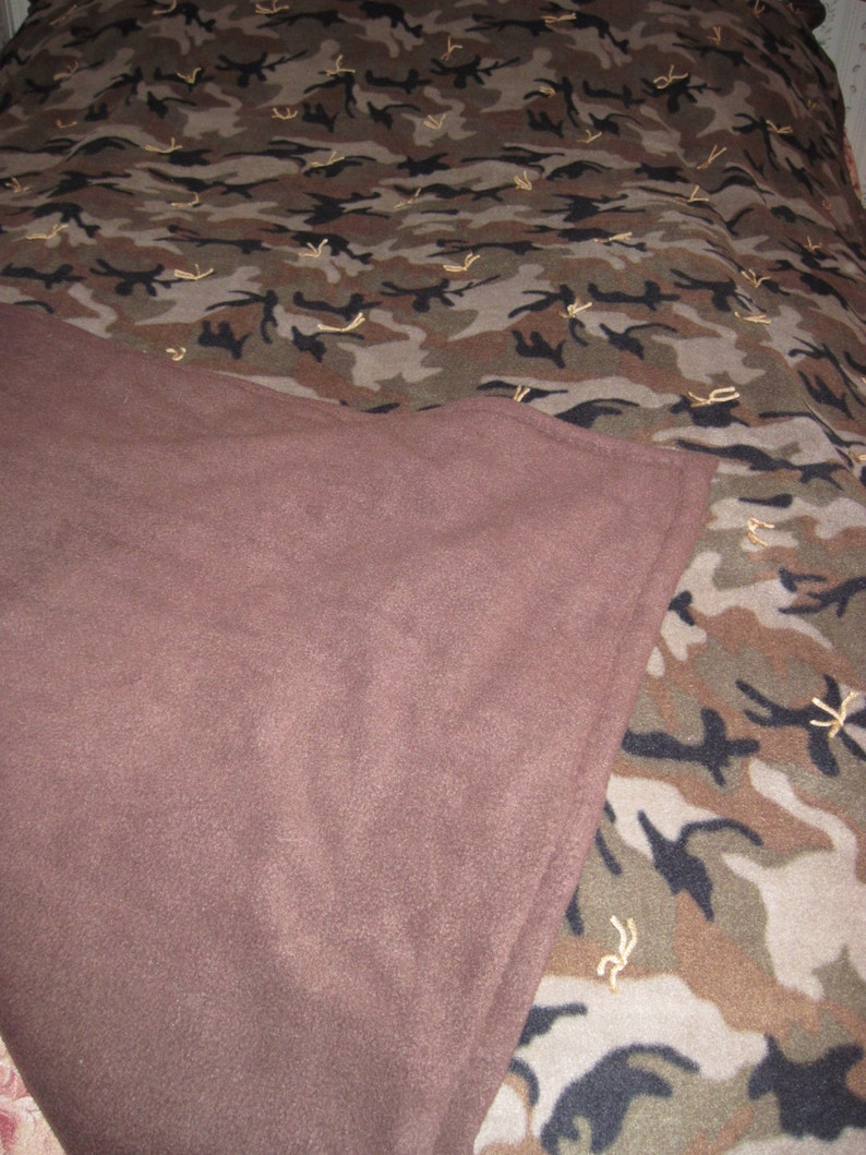 Brown camo