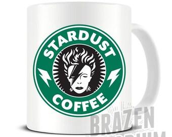Tasse Cadeau Idéal David Bowie Mug hommage David Bowie