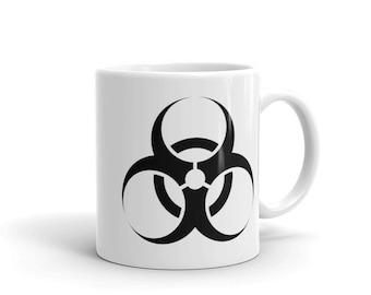 Biohazard Mug 2