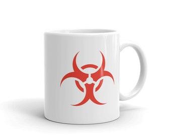 Biohazard Mug 1