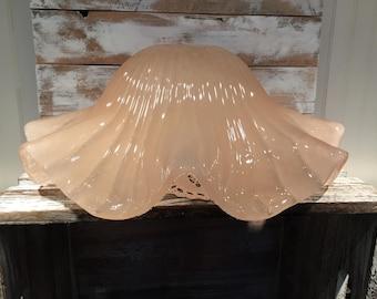 Antique Ceiling Lamp Shade Art Deco Light Shade Vintage Etsy