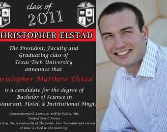 Announcement college etsy college graduation announcement filmwisefo