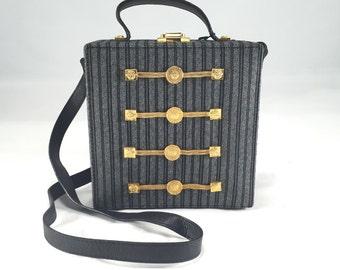 58f79d36dd Vintage gianni versace bag