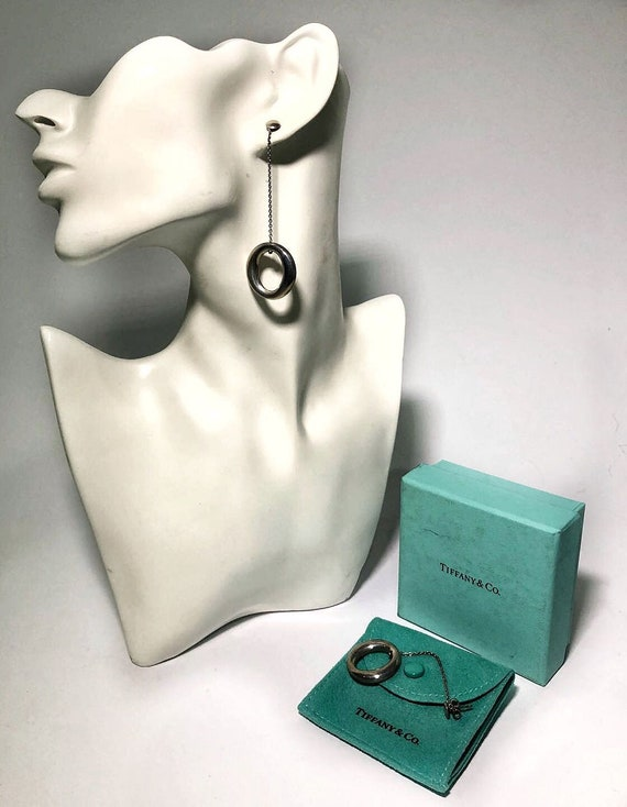 Tiffany hook earring Elsa Peretti Sevillana