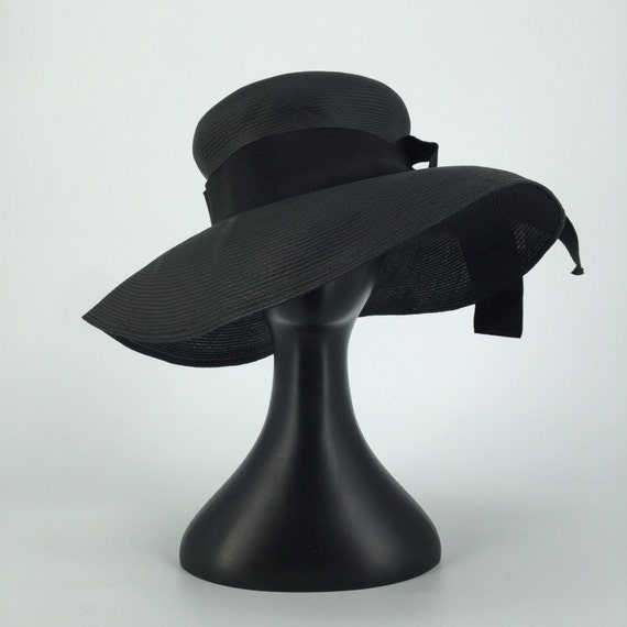 60s sun hat