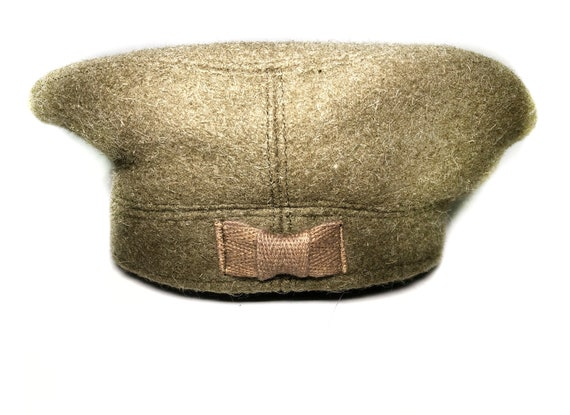 1960s wool green beret - image 9