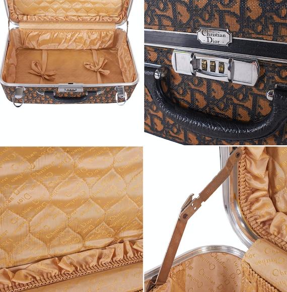Christian Dior vintage luggage - image 10