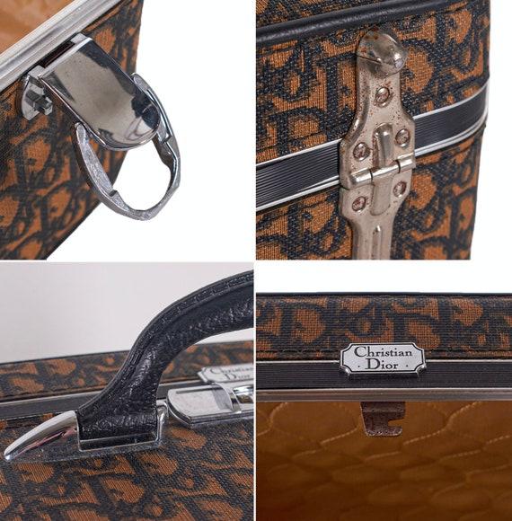 Christian Dior vintage luggage - image 9