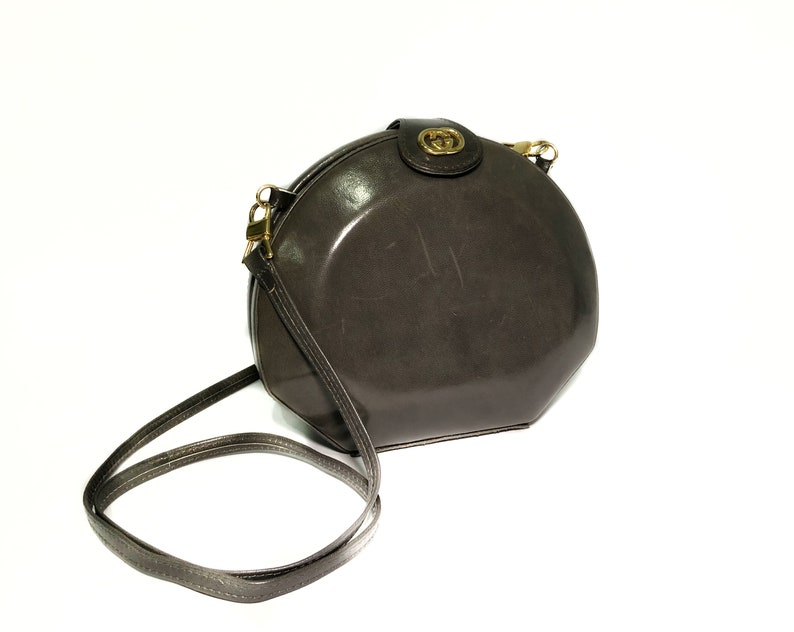 1ceb1b60b6d Vintage gucci clutch bag sling bag 2 way bag 80s