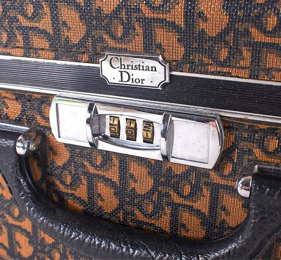 Christian Dior vintage luggage - image 2