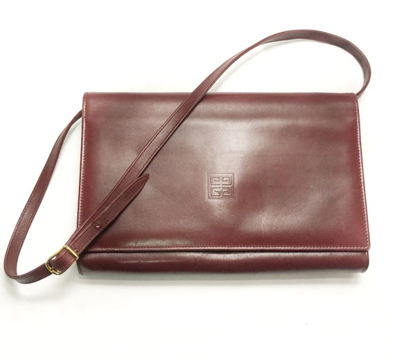 Vintage givenchy 2 way handbag givenchy clutch   Etsy c5674548bb
