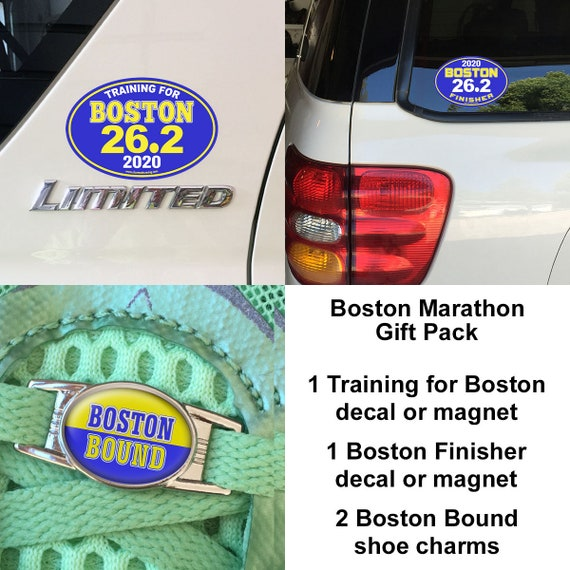 "/""In Training/"" 26.2 Marathon Decal Sticker Run *NEW"