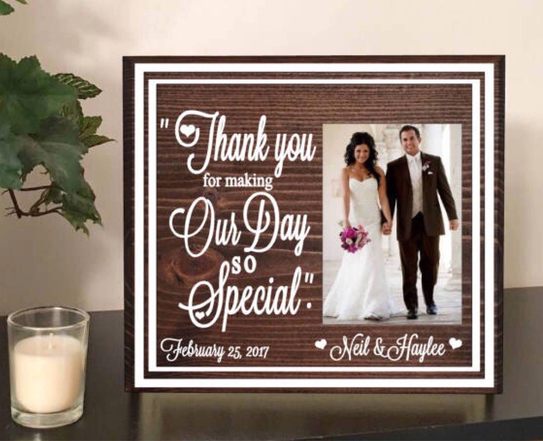 Wedding Thank You Gift Wedding Planner Gift Gift For Wedding