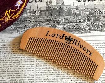 His Lordship's Beard Comb