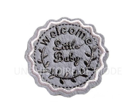 Petit patch écusson Norvège patche thermocollant badge 45 x 30 mm