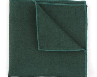 OLIVER Pocket Square | Flower | Groom | Men | Wedding | Handkerchief | Fall | Ideas | gifts |  for him