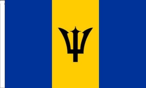Tanzania Flag suitable for Boats 45cm x 30cm
